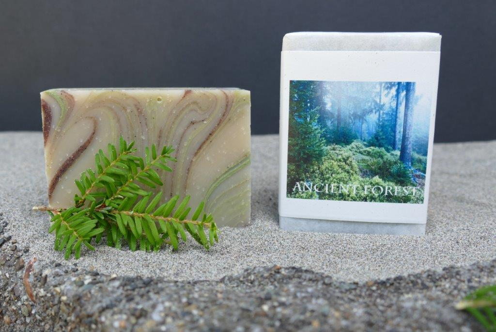 Harmony Soapworks - Ancient Forest Soap