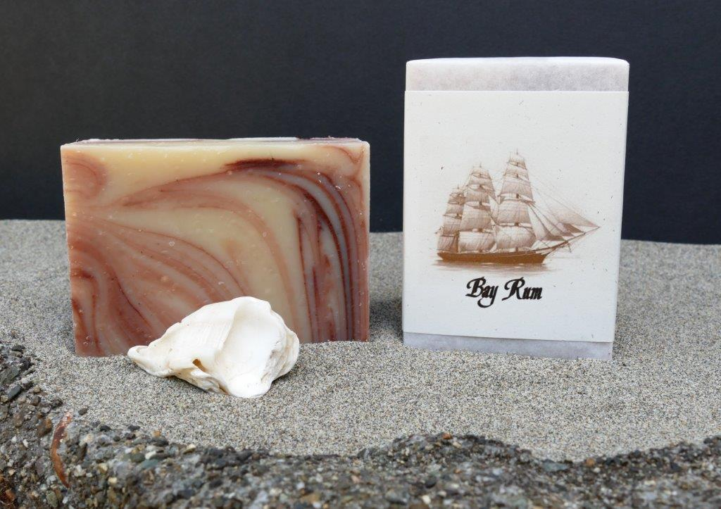 Harmony Soapworks - Bay Rum Soap