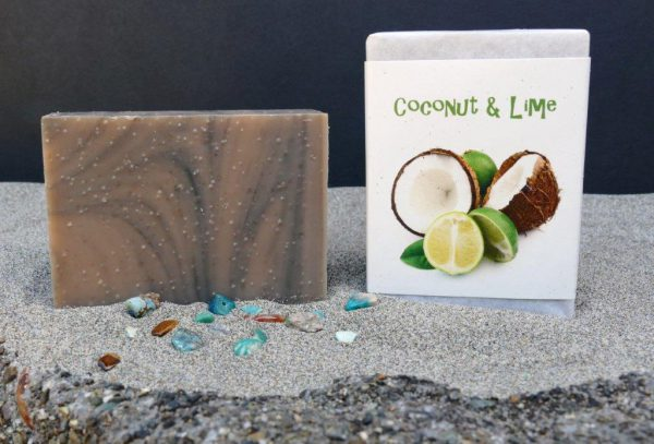 Harmony Soapworks - Coconut and Lime Soap