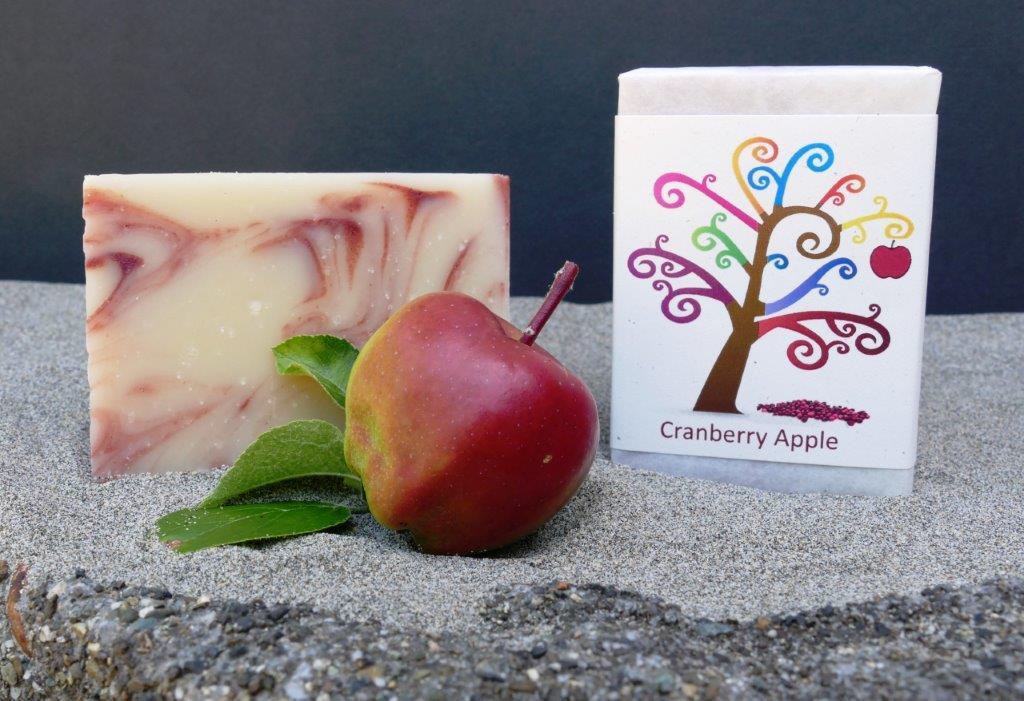 Harmony Soapworks - Cranberry Apple Soap