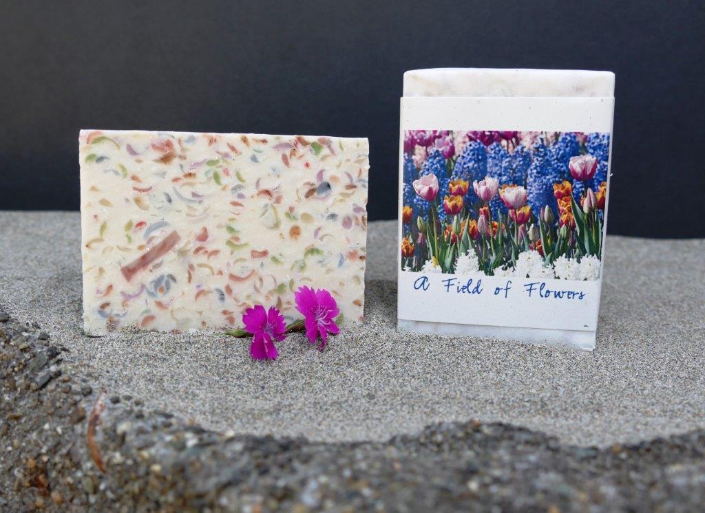 Harmony Soapworks - Field of Flowers Soap