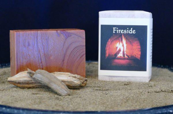 Harmony Soapworks - Fireside Soap