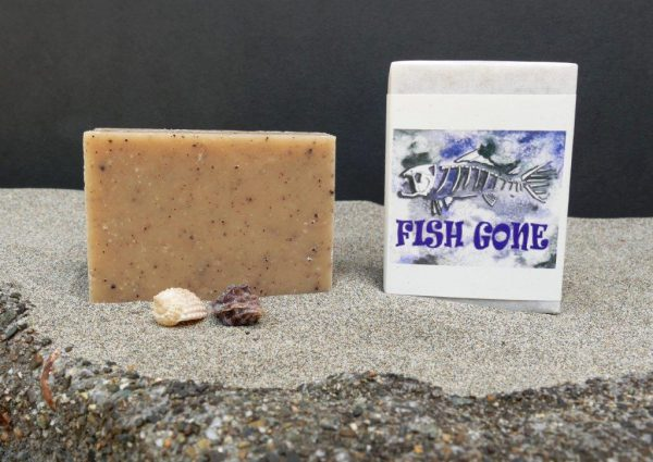 Harmony Soapworks - Fish Gone Soap