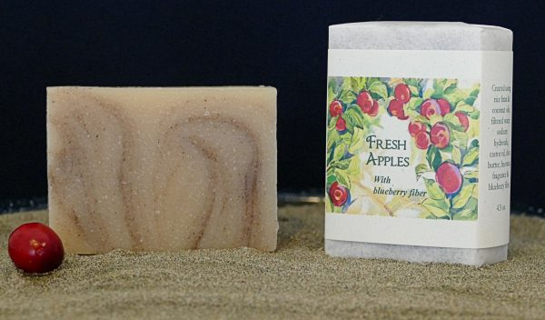 Harmony Soapworks - Fresh Apple Soap