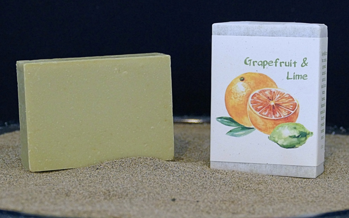 Harmony Soapworks - Grapefruit Lime Soap