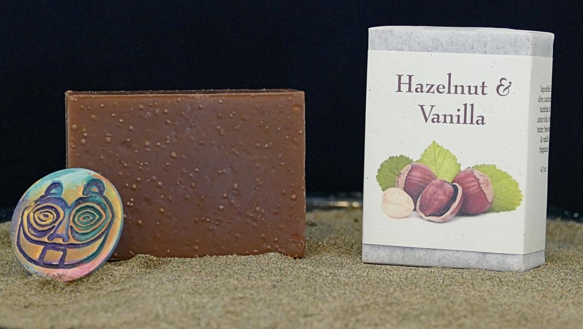 Harmony Soapworks - Hazelnut Vanilla Soap