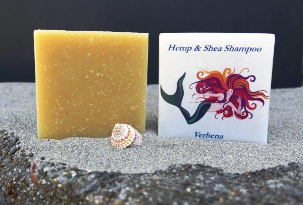 Harmony Soapworks Hemp and Shea Shampoo Verbena