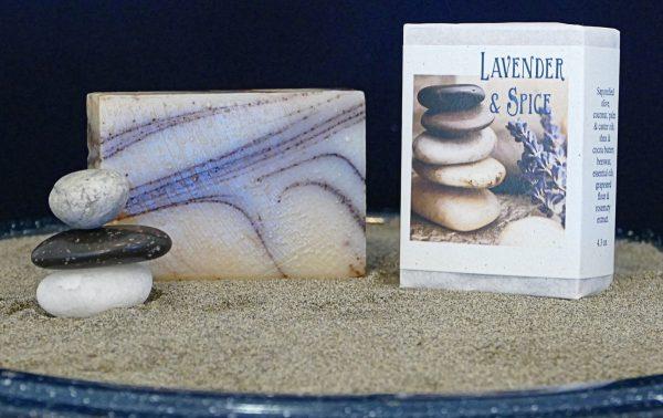 Harmony Soapworks - Lavender & Spice Soap