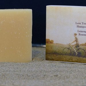Lemongrass Rosemary Shampoo