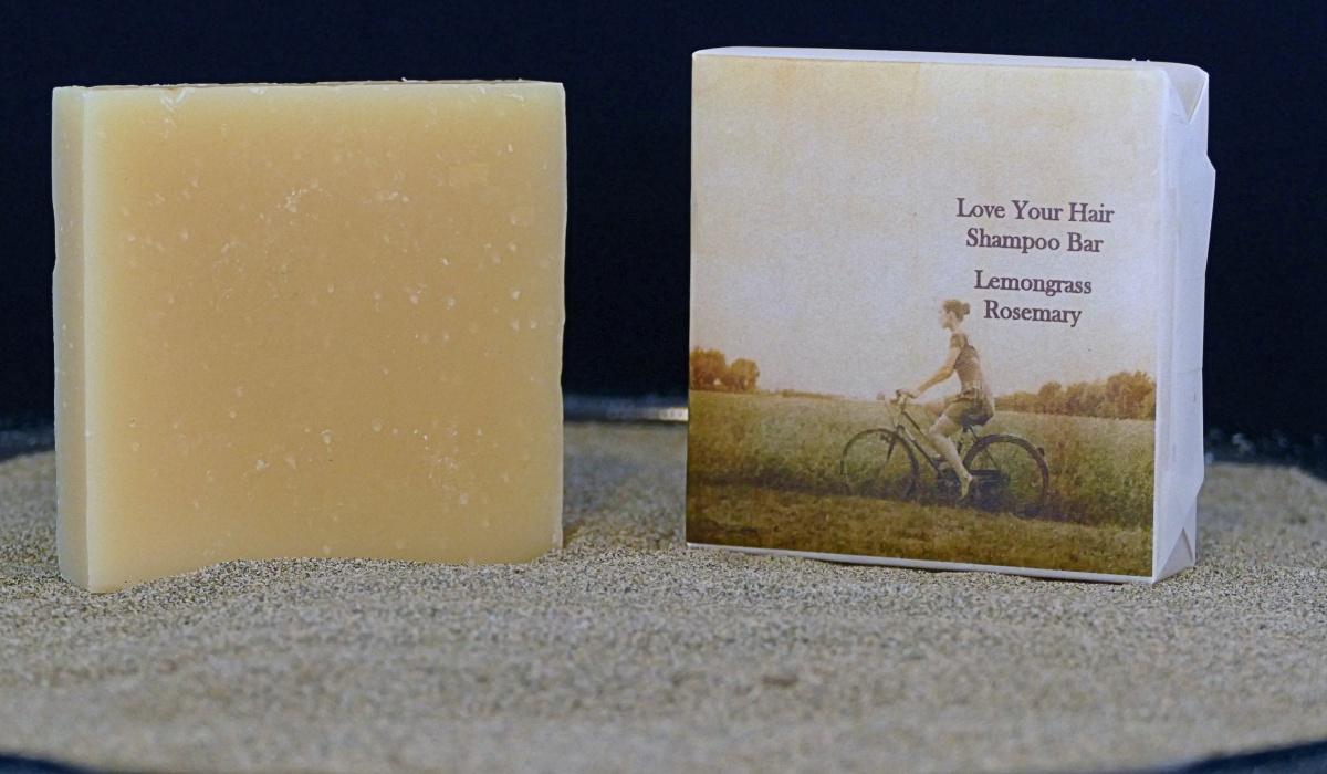Harmony Soapworks - Lemongrass Rosemary Shampoo