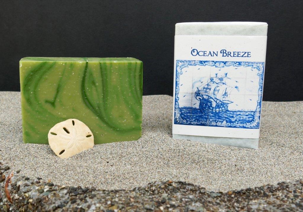 Harmony Soapworks - Ocean Breeze Soap