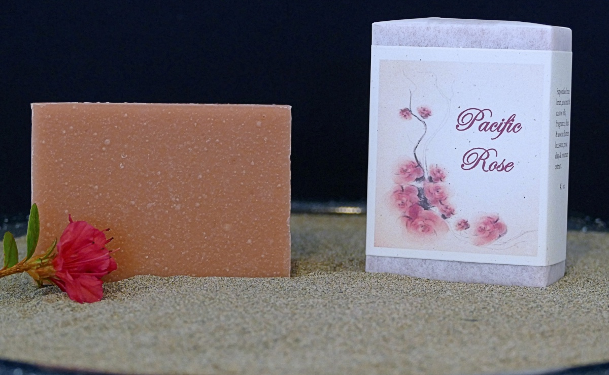 Harmony Soapworks - Pacific Rose Soap
