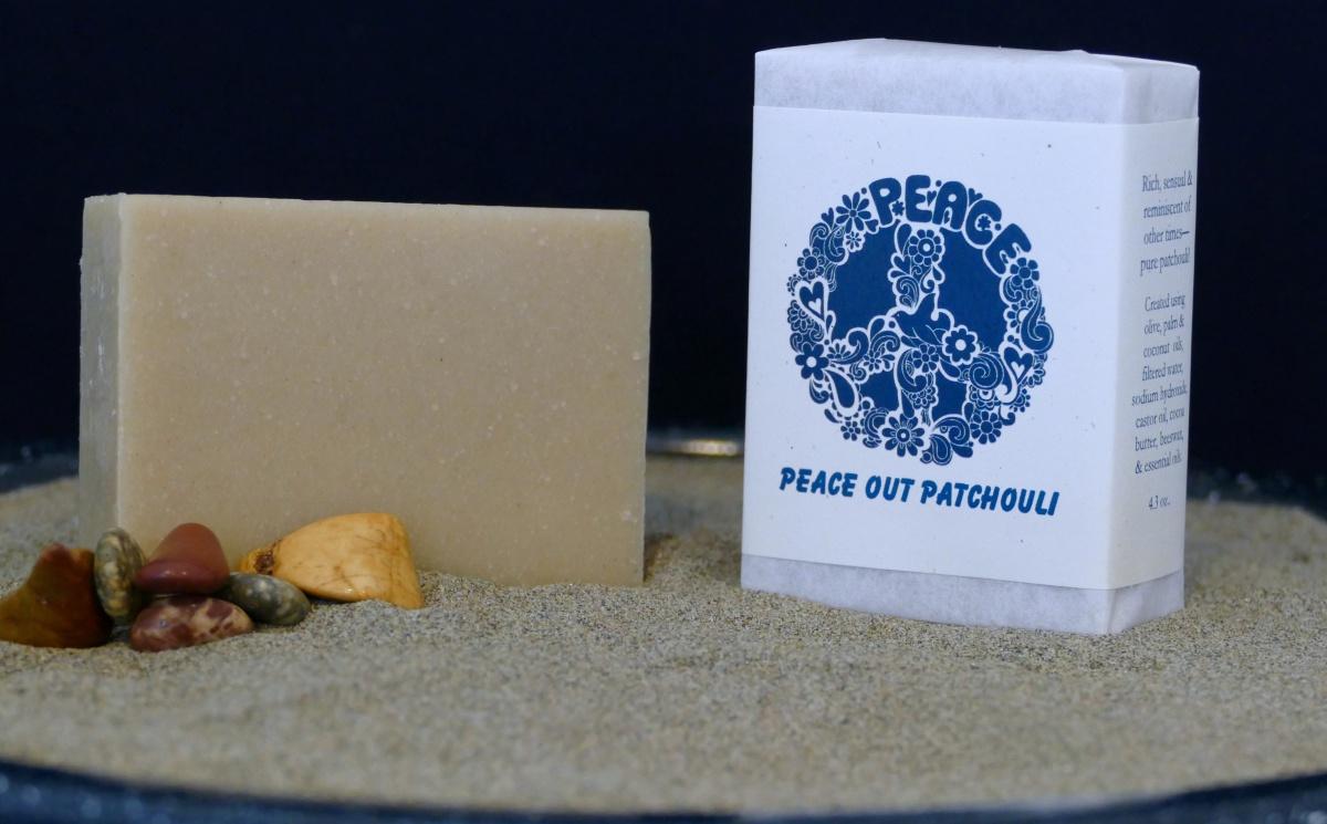 Harmony Soapworks - Patchouli Soap