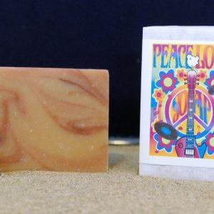 Peace, Love & Soap