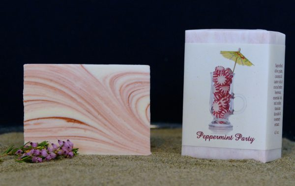 Harmony Soapworks - Peppermint Party Soap