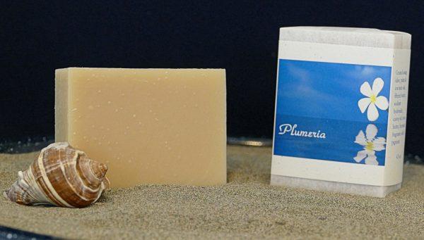 Harmony Soapworks - Plumeria Soap
