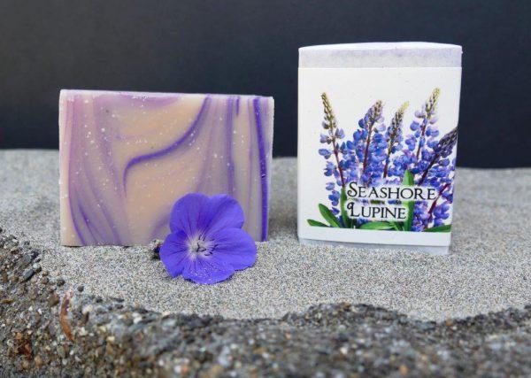 Harmony Soapworks - Seashore Lupine Soap