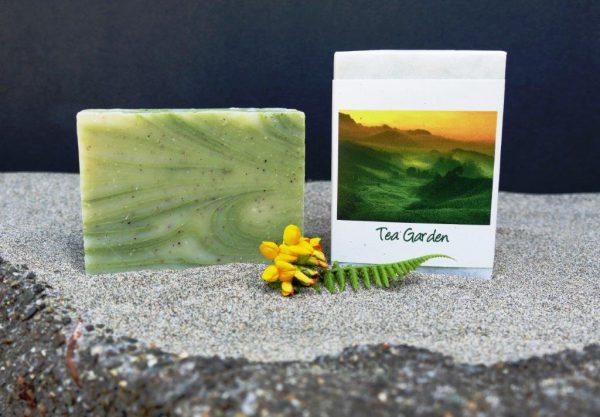 Harmony Soapworks - Tea Garden Soap