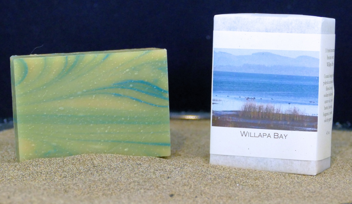 Harmony Soapworks - Willapa Bay Soap
