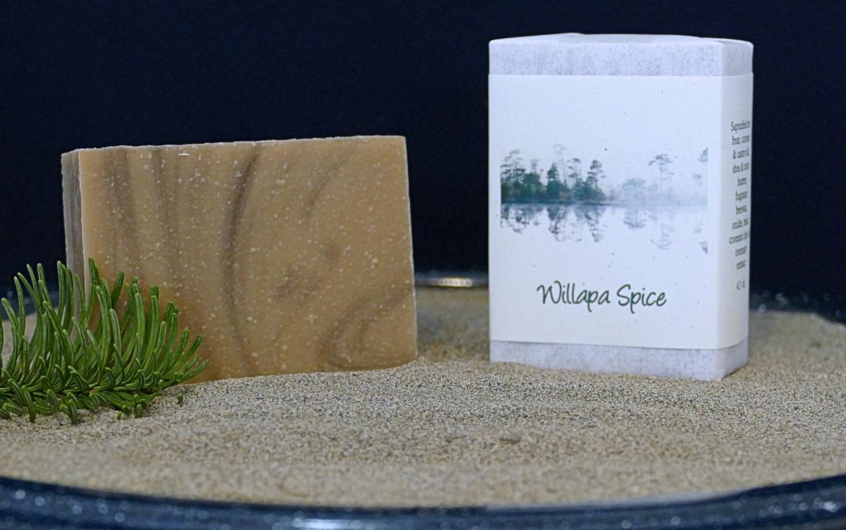 Harmony Soapworks - Willapa Spice Soap