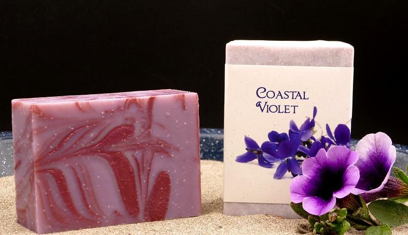 Harmony Soapworks - Coastal Viiolet Soap